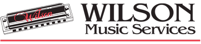 Wilson Music: Harmonica, Accordion Sales, Service